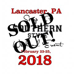 Lancaster, PA - SISS Weekend Event-VIP Package - February 23-25, 2018