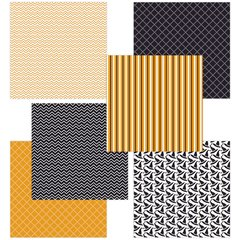 Halloween 6x6 Fun Sheets