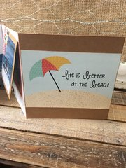 SS Kit - At the Beach Accordion Book
