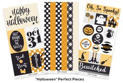 Halloween Perfect Pieces