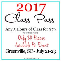 Class Pass - Greenville