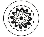 (Flower1) - Stamp It Fast