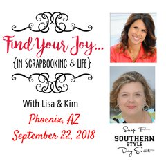 Find Your Joy...PHOENIX Day Event - September 22, 2018