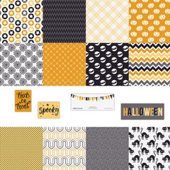 Halloween 4x4 Fun Sheets