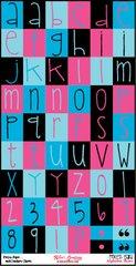 Alphabet Sheet- Clearance-Princess Elaina