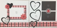 You Have My Heart Page Kit