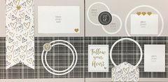 Follow Your Heart Page Kit