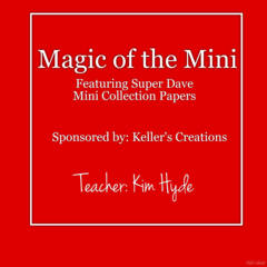 Class 2, Charleston- Magic of the Mini, Sat. 10:15 am