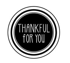 Thankful for You - Stamp It Fast
