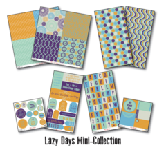 Lazy Days Mini Collection Assortment Pack