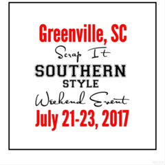Greenville, SC - SISS Weekend Event-VIP Package - July 21-23, 2017