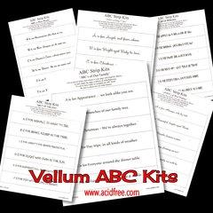 ABC Strip Kits