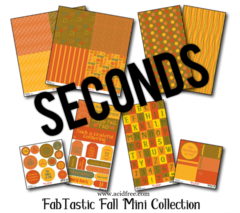 SECONDS BUNDLE - FabTastic Fall