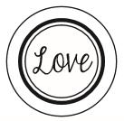 Love - Stamp It Fast