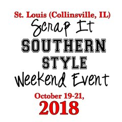St. Louis (Collinsville) - SISS Weekend Event-VIP Package October 19-21, 2018