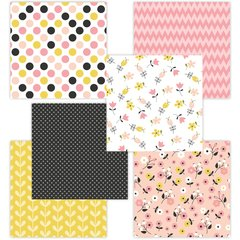 Mother's Day 6x6 Fun Sheets
