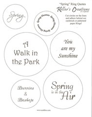 Spring Ring Quotes