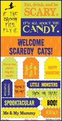 Tags & Titles - Halloween Hoopla