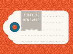 Remember - Cherries Jubilee Flash Card