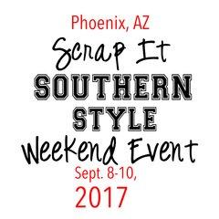 Phoenix, AZ - SISS Weekend Event-VIP Package - Sept. 8-10, 2017