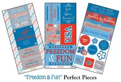 Freedom & Fun Perfect Pieces