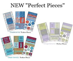 """Perfect Pieces Bundle-""""Simple """""""