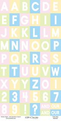 Alphabet Sheet - Hello, Baby