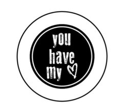 You Have My Heart - Stamp It Fast