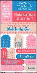 Tags & Titles - Alisha's Beach House