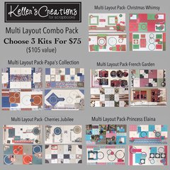 Combo Pack - Multi Layout Pack