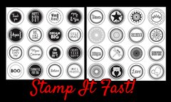 Stamp It Fast Collection