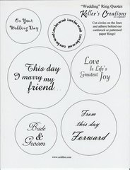 Wedding Ring Quotes