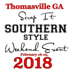Thomasville, GA - SISS Weekend Event-VIP Package - February 16-19, 2018