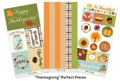 """""""Thanksgiving"""" Perfect Pieces"""