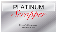 Platinum Scrapper Card