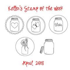 **Keller's Stamp of the Week-April