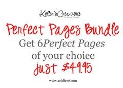 Perfect Pages-Bundle of 6