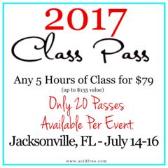 Class Pass - Jacksonville