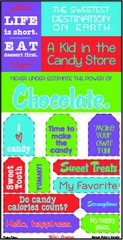 Tags & Titles - Sweet Pete's Candy