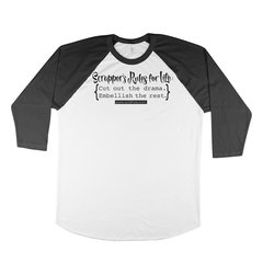 Scrapper's Rules for Life T-shirt