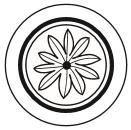 (Flower2) - Stamp It Fast