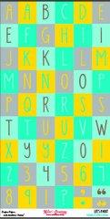 Alphabet Sheet - Life's a Hoot