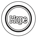 Hope - Stamp It Fast