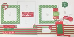 Multi Layout Pack-Christmas Whimsy