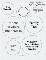 Family Ring Quotes