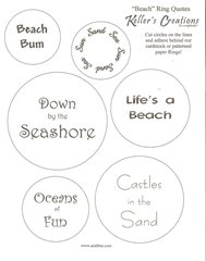 Beach Ring Quotes
