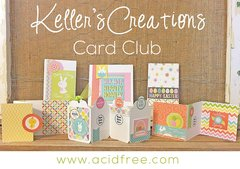 *CARDS FOR KEEPS Monthly Club