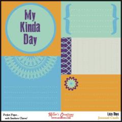 Journal Cards - Lazy Days
