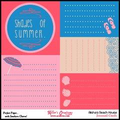 Journal Cards - Alisha's Beach House