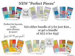 Perfect Pieces Bundle of 6